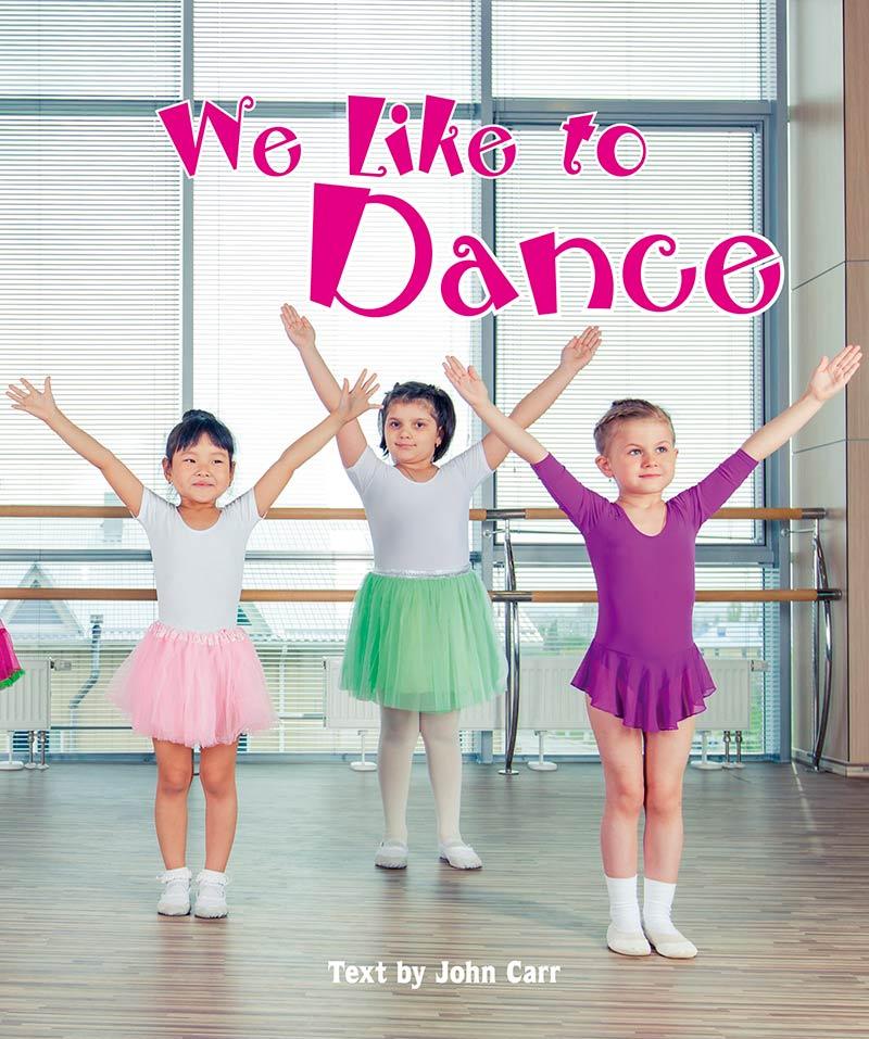 girls like to dance