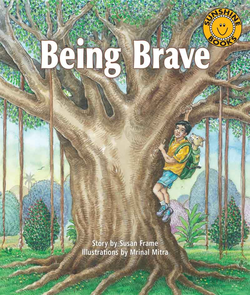 Being Brave - Sunshine Books Store